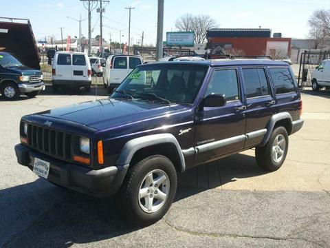 1998 Jeep Cherokee for sale in Norfolk, VA