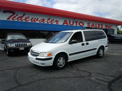 2001 Chevrolet Venture for sale in Norfolk, VA