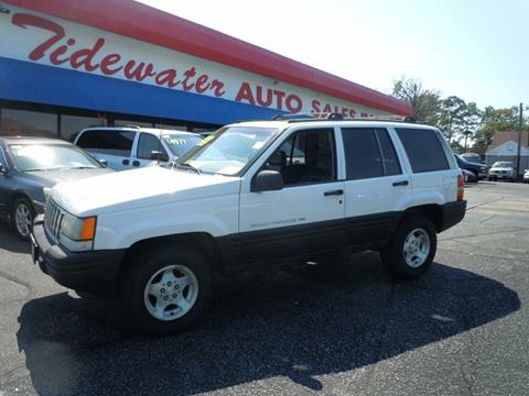 1998 Jeep Grand Cherokee for sale in Norfolk, VA