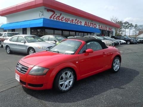 2005 Audi TT For Sale In Norfolk, VA