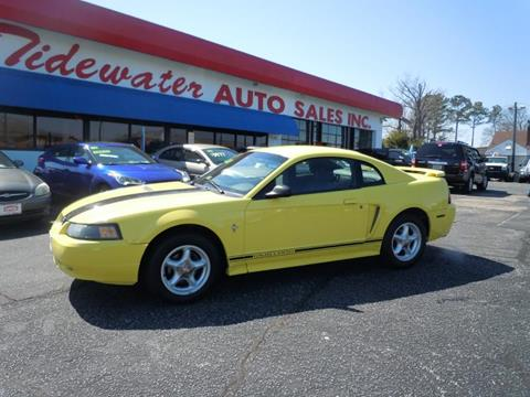 Auto Sales Near Me >> 2001 Ford Mustang For Sale - Carsforsale.com®