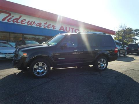 2008 Ford Expedition for sale in Norfolk, VA