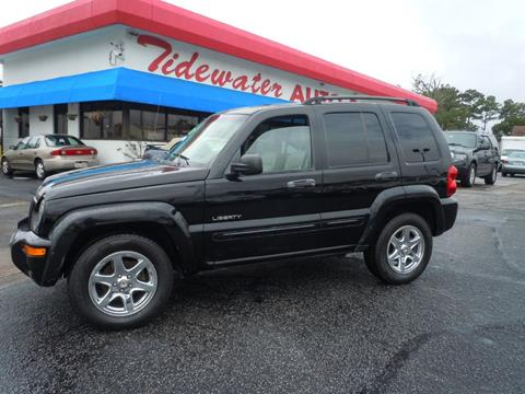 2004 Jeep Liberty for sale in Norfolk, VA