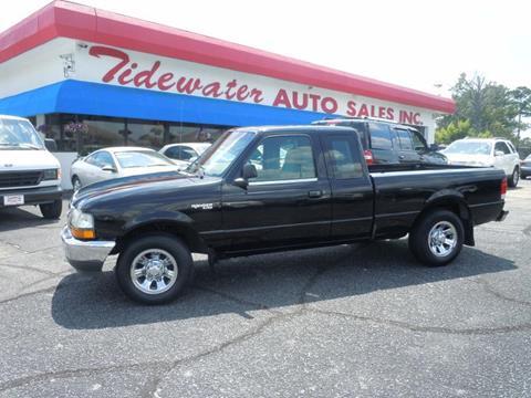 2000 Ford Ranger for sale in Norfolk, VA
