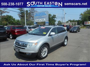 2009 Ford Edge for sale in South Easton, MA