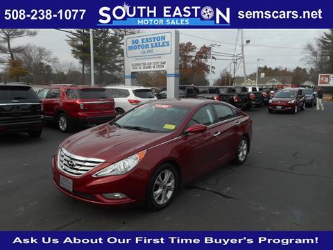 2011 Hyundai Sonata for sale in South Easton MA