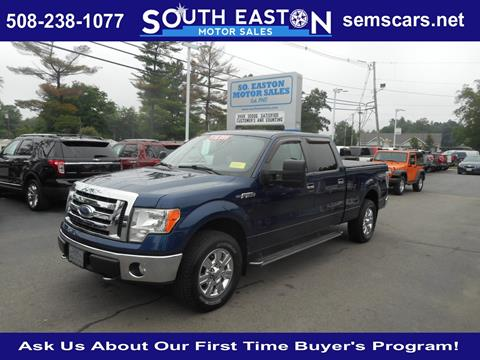 2009 Ford F-150 for sale in South Easton MA