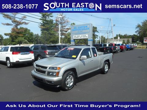 2011 Chevrolet Colorado for sale in South Easton, MA