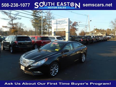 2013 Hyundai Sonata for sale in South Easton MA