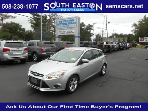 2013 Ford Focus for sale in South Easton MA