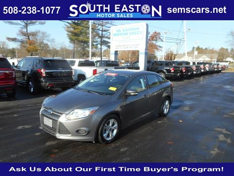 2014 Ford Focus for sale in South Easton MA