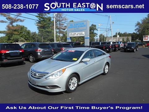 2014 Hyundai Sonata for sale in South Easton MA