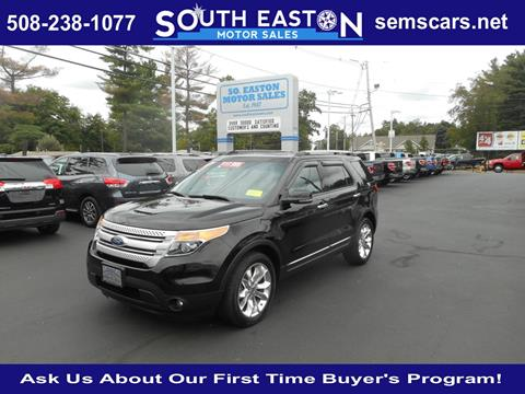 2011 Ford Explorer for sale in South Easton, MA