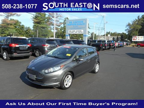 2015 Ford Fiesta for sale in South Easton, MA