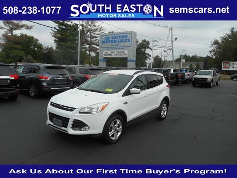 2014 Ford Escape for sale in South Easton, MA