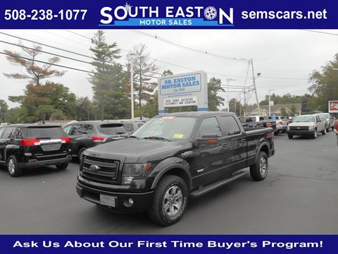 2014 Ford F-150 for sale in South Easton MA