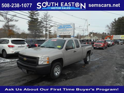 2009 Chevrolet Silverado 1500 for sale in South Easton, MA