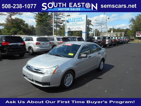 2011 Ford Focus for sale in South Easton MA