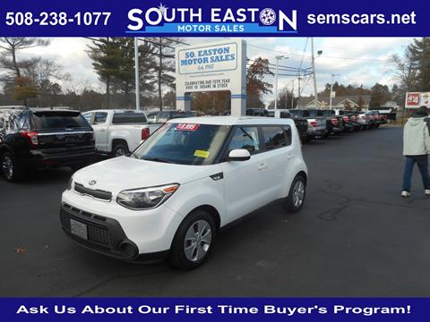 2014 Kia Soul for sale in South Easton MA