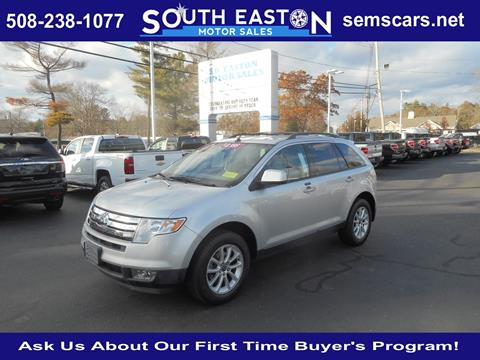 2009 Ford Edge for sale in South Easton MA