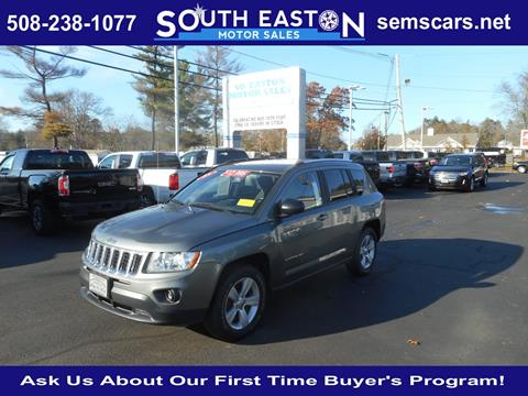 2013 Jeep Compass for sale in South Easton, MA