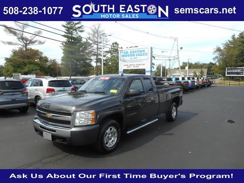 2010 Chevrolet Silverado 1500 for sale in South Easton, MA