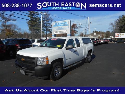 2012 Chevrolet Silverado 1500 for sale in South Easton MA