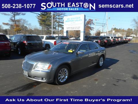 2011 Chrysler 300 for sale in South Easton MA