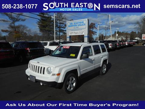2011 Jeep Patriot for sale in South Easton, MA