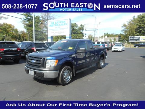 2011 Ford F-150 for sale in South Easton, MA