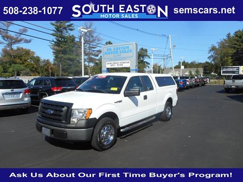 2010 Ford F-150 for sale in South Easton MA