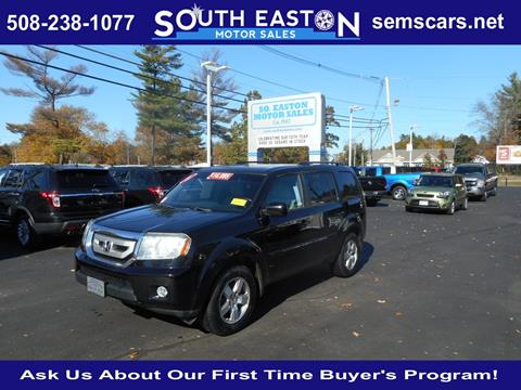 2011 Honda Pilot for sale in South Easton MA