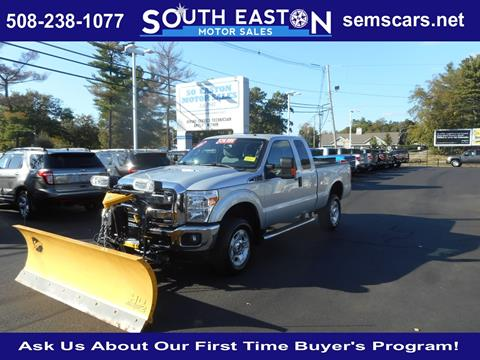 2015 Ford F-250 Super Duty for sale in South Easton MA