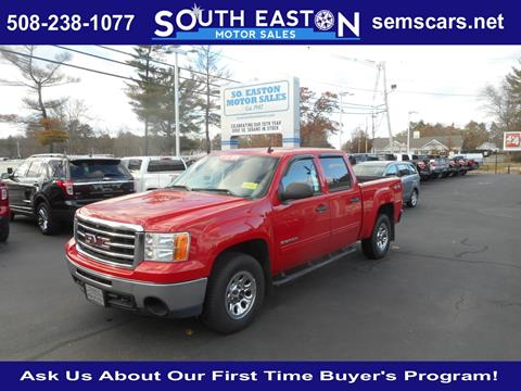 2012 GMC Sierra 1500 for sale in South Easton MA