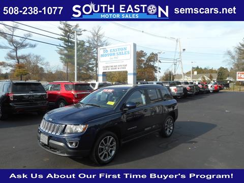 2014 Jeep Compass for sale in South Easton, MA