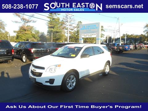 2014 Chevrolet Equinox for sale in South Easton MA
