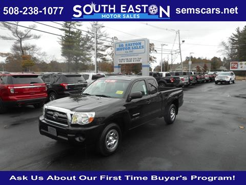 2009 Toyota Tacoma for sale in South Easton MA