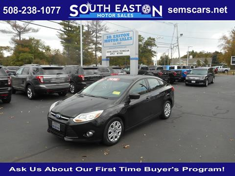 2012 Ford Focus for sale in South Easton, MA