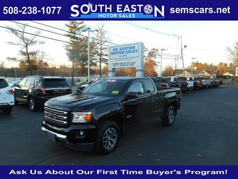 2015 GMC Canyon for sale in South Easton MA