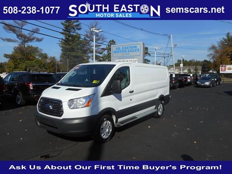 2016 Ford Transit Cargo for sale in South Easton MA