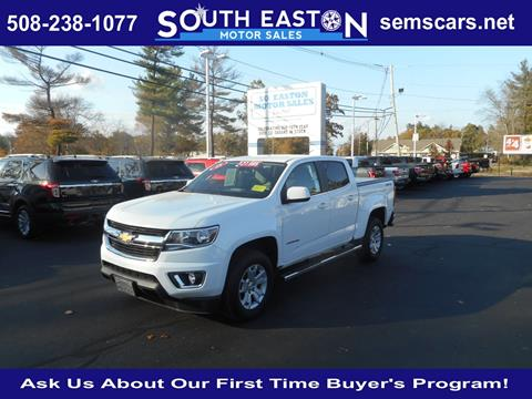 2015 Chevrolet Colorado for sale in South Easton, MA