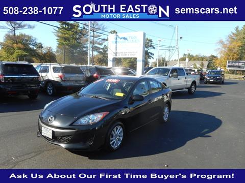2013 Mazda MAZDA3 for sale in South Easton, MA