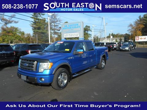 2010 Ford F-150 for sale in South Easton, MA