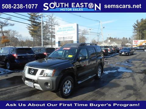 Nissan Xterra For Sale In Massachusetts