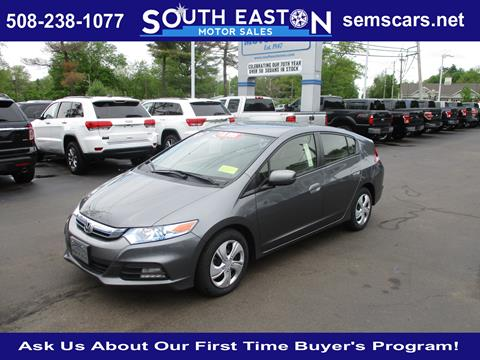 2014 Honda Insight For Sale In South Easton, MA