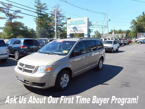 2009 Dodge Grand Caravan for sale in South Easton, MA