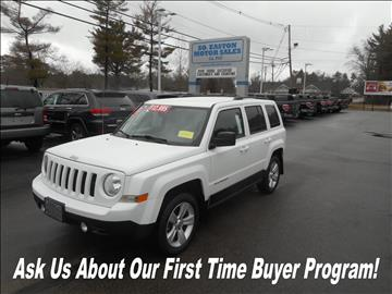 2012 Jeep Patriot for sale in South Easton, MA