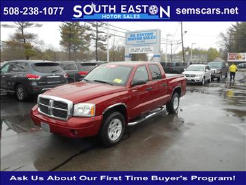 2006 Dodge Dakota for sale in South Easton, MA