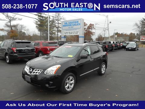 2011 Nissan Rogue for sale in South Easton, MA