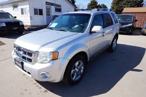 2011 Ford Escape for sale in Sioux Falls, SD